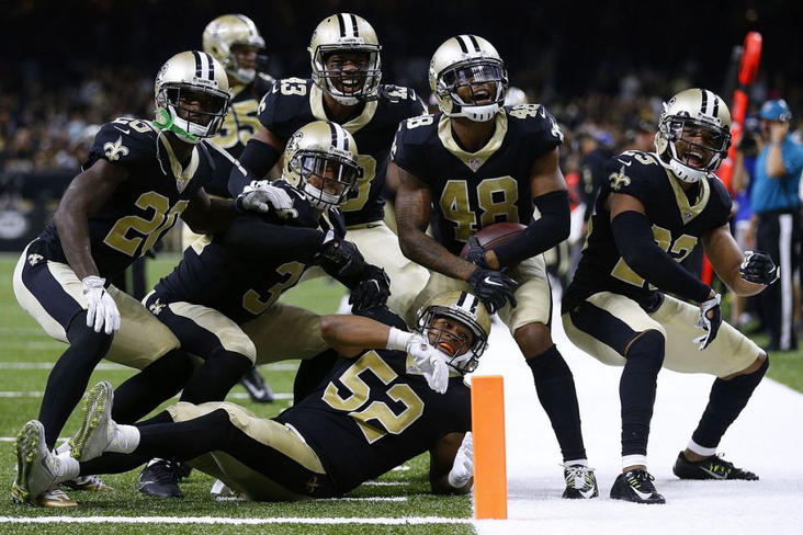 The Saints defense has improved greatly over the last two seasons
